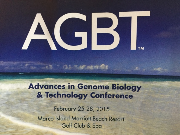 Advances in Genome Biology and Technology Conference